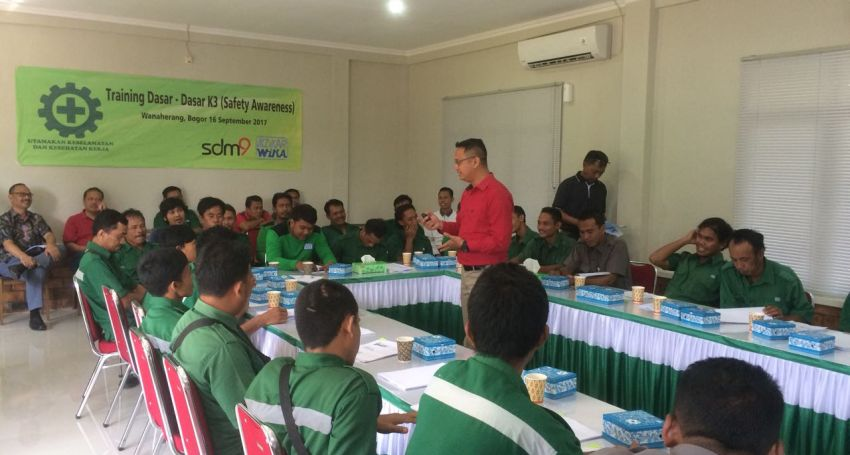 Gallery & Events Training K3 (Safety Awareness) 1 1